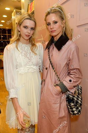 Greta Bellamacina and Laura Bailey