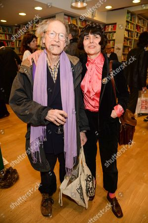 Michael Horovitz and guest