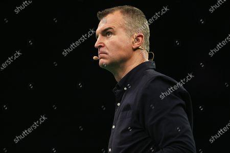 Editorial image of Darts, Unibet Premier League 2020 - 13th Feb 2020