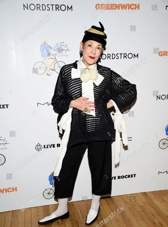 """Editorial picture of NY Special Screening of """"The Times of Bill Cunningham"""", New York, USA - 13 Feb 2020"""