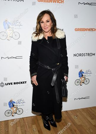 "Rosanna Scotto attends a special screening of ""The Times of Bill Cunningham "", hosted by MAC, Nordstrom and the CFDA, at the Angelika Film Center, in New York"