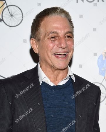 """Tony Danza attends a special screening of """"The Times of Bill Cunningham """", hosted by MAC, Nordstrom and the CFDA, at the Angelika Film Center, in New York"""
