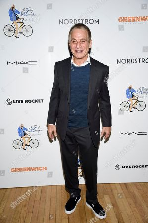 """Tony Danza attends a special screening of """"The Times of Bill Cunningham"""", hosted by MAC, Nordstrom and the CFDA, at the Angelika Film Center, in New York"""