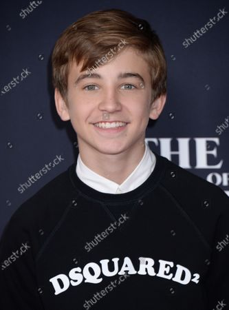 Stock Picture of Parker Bates