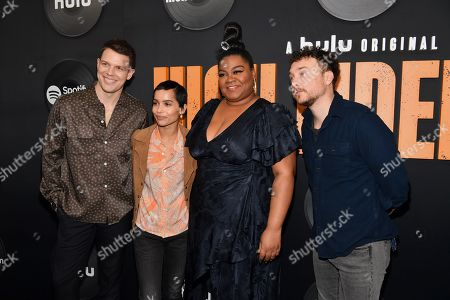 Editorial image of Hulu 'High Fidelity' TV show premiere, Metrograph Commissary, New York, USA - 13 Feb 2020