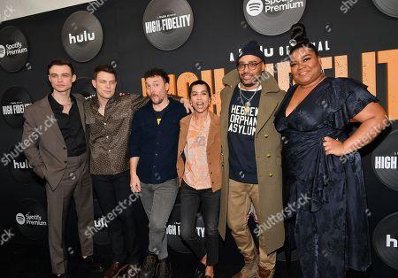 Editorial photo of Hulu 'High Fidelity' TV show premiere, Metrograph Commissary, New York, USA - 13 Feb 2020