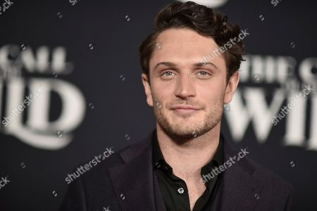 """Stock Picture of Colin Woodell attends the world premiere of """"The Call of the Wild"""" at the El Capitan Theatre, in Los Angeles"""