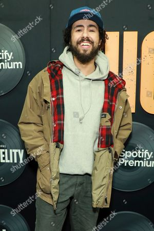 """Ramy Youssef attends the premiere of Hulu's """"High Fidelity"""" at Metrograph, in New York"""
