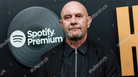 """Nick Hornby attends the premiere of Hulu's """"High Fidelity"""" at Metrograph, in New York"""