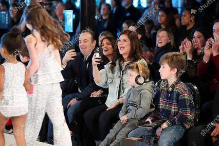 Editorial image of 11th Annual ROOKIE USA Fashion Show During NBA All-Star Weekend in Chicago, USA - 13 Feb 2020