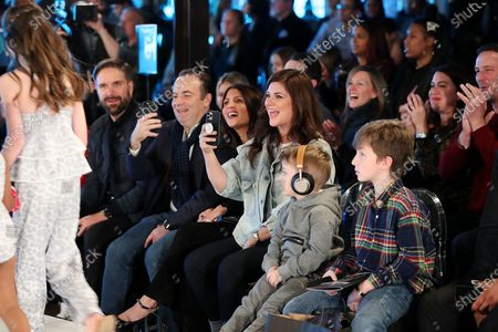 Editorial picture of 11th Annual ROOKIE USA Fashion Show During NBA All-Star Weekend in Chicago, USA - 13 Feb 2020