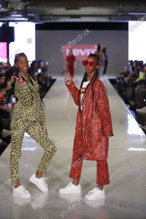 Editorial photo of 11th Annual ROOKIE USA Fashion Show During NBA All-Star Weekend in Chicago, USA - 13 Feb 2020