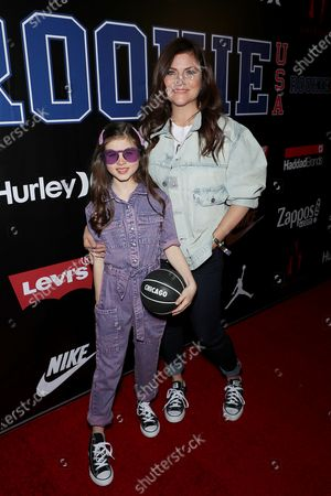 Editorial photo of 11th Annual ROOKIE USA Fashion Show During NBA All-Star Weekend in Chicago, Arrivals, USA - 13 Feb 2020