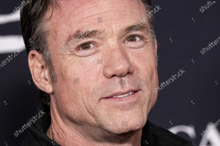 Stock Image of Terry Notary poses on the red carpet prior to the world premiere of 20th Century Studios' film 'The Call of the Wild' at El Capitan Theater in Hollywood, California, USA, 13 February 2020. The film will be released in the USA on 21 February.