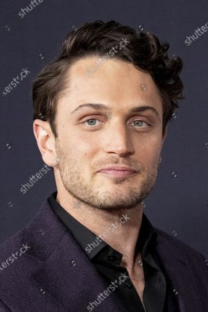 Colin Woodell poses on the red carpet prior to the world premiere of 20th Century Studios' film 'The Call of the Wild' at El Capitan Theater in Hollywood, California, USA, 13 February 2020. The film will be released in the USA on 21 February.