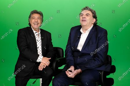 Jean-Pierre Pasqualini and Frederic Francois