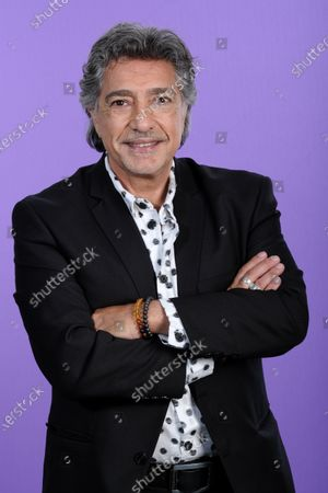 Stock Picture of Frederic Francois