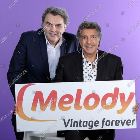Editorial photo of Melody photocall, Paris, France - 12 Feb 2020