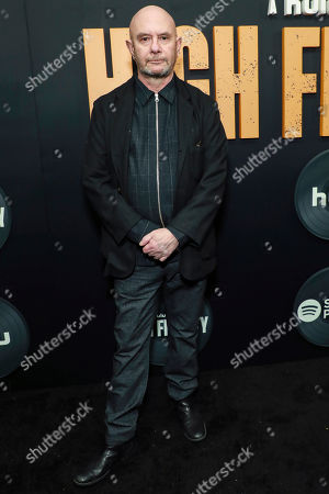 """Stock Image of Nick Hornby attends the premiere of Hulu's """"High Fidelity"""" at Metrograph, in New York"""