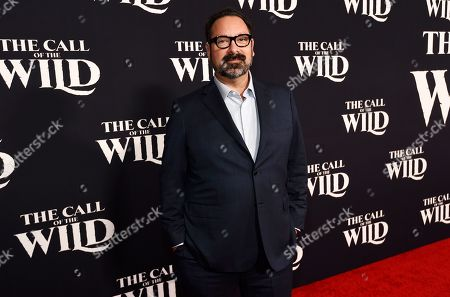 "Editorial picture of World Premiere of ""The Call of the Wild"" - Red Carpet, Los Angeles, USA - 13 Feb 2020"