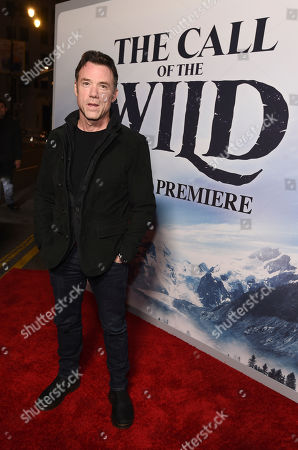 """Editorial image of World Premiere of """"The Call of the Wild"""" - Red Carpet, Los Angeles, USA - 13 Feb 2020"""