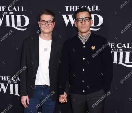 Josh Cockream and Conrad Ricamora