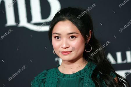 Stock Photo of Ashley Liao