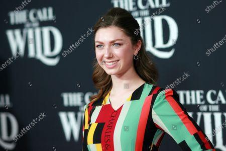 Stock Photo of Isabella Blake-Thomas