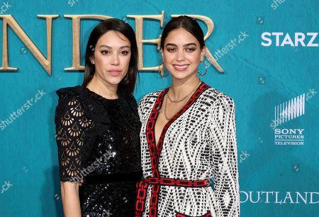 "Editorial image of Premiere of ""Outlander"" Season 5, Los Angeles, USA - 13 Feb 2020"