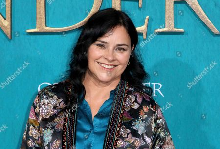 "Diana Gabaldon arrives at the Los Angeles Premiere of ""Outlander"" Season 5 at the Hollywood Palladium, in Los Angeles"