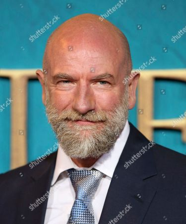 "Graham McTavish arrives at the Los Angeles Premiere of ""Outlander"" Season 5 at the Hollywood Palladium, in Los Angeles"