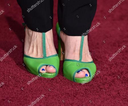 Maria Doyle Kennedy, shoe detail