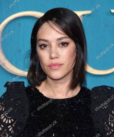 Editorial picture of 'Outlander' TV show Season 5 premiere, Arrivals, Hollywood Palladium, Los Angeles, USA - 13 Feb 2020