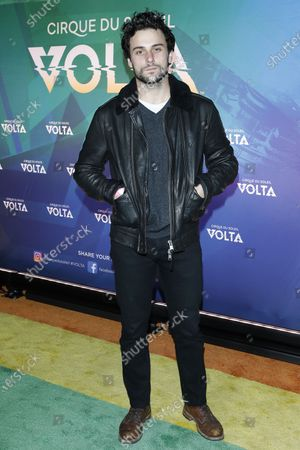 Editorial photo of Cirque Du Soleil VOLTA Equality Night benefiting Los Angeles LGBT Center, USA - 13 Feb 2020