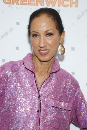 Stock Picture of Pat Cleveland