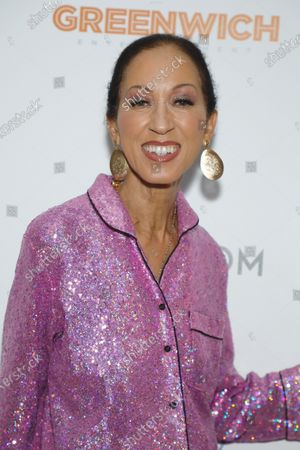 Stock Image of Pat Cleveland