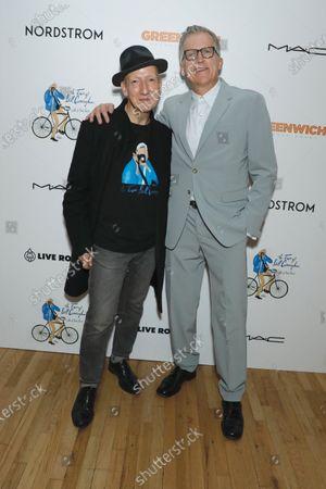 Stephen Jones and Mark Bozek