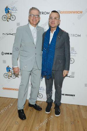 Steven Kolb and Mark Bozek
