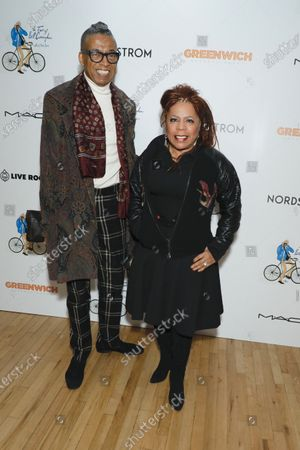 B Michael and Valerie Simpson