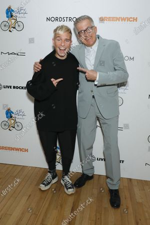 Editorial photo of 'The Times of Bill Cunningham' doucumentary special screening, New York, USA - 13 Feb 2020