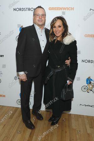 Louis Ruggiero and Rosanna Scotto