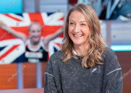 Stock Photo of Paula Radcliffe