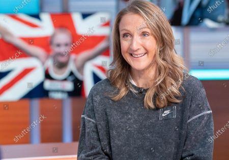 Editorial image of 'Good Morning Britain' TV show, London, UK - 14 Feb 2020