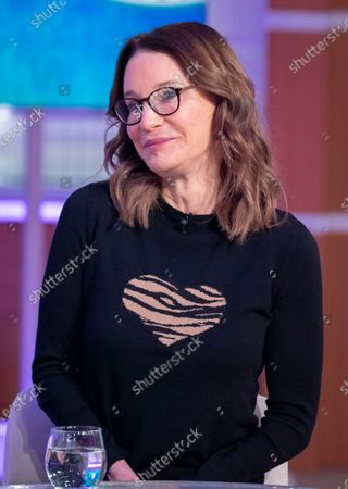 Stock Photo of Susie Dent
