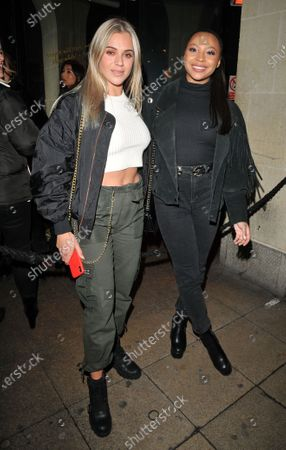 Laura Crane and Samira Mighty