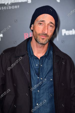 Stock Picture of Adrien Brody