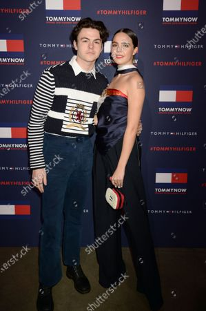 Stock Picture of Guest and Bailee Madison