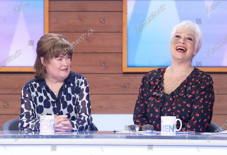 Susan Boyle, Denise Welch