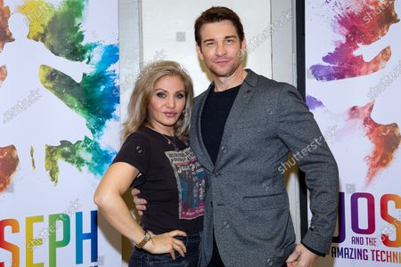 Stock Picture of Orfeh, Andy Karl
