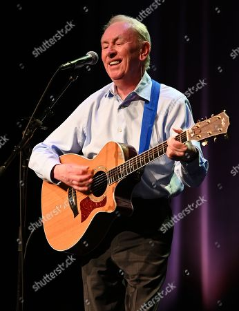 Editorial image of Al Stewart in concert at Crest Theatre at Old School Square, Florida, USA - 13 Feb 2020